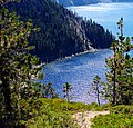 Sparkling Steel Bay, Crater Lake, OR 8-13 (14806242977).jpg