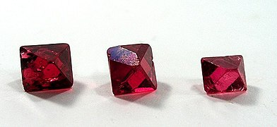 Spinel, a more recent (2019) alternative birthstone for August