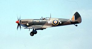 4 Squadron SAAF - Supermarine Spitfire Mk.IX