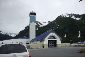 Seward, Alaska - Spring Creek Correctional Center