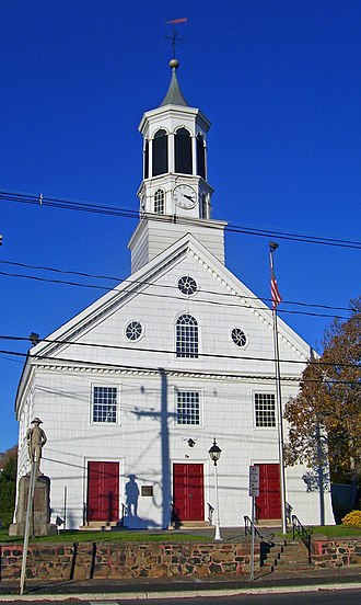Springfield Presbyterian Church (Springfield, New Jersey) - Church in 2007