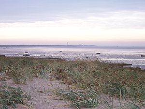 Spurn Point Peninsula, East Riding of Yorkshire.