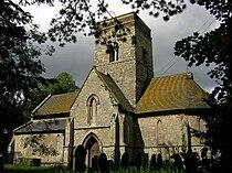 St.Martin's church, Waithe. Lincs. - geograph.org.uk - 43146.jpg