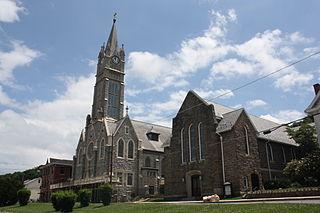 Lansford, Pennsylvania Borough in Pennsylvania, United States