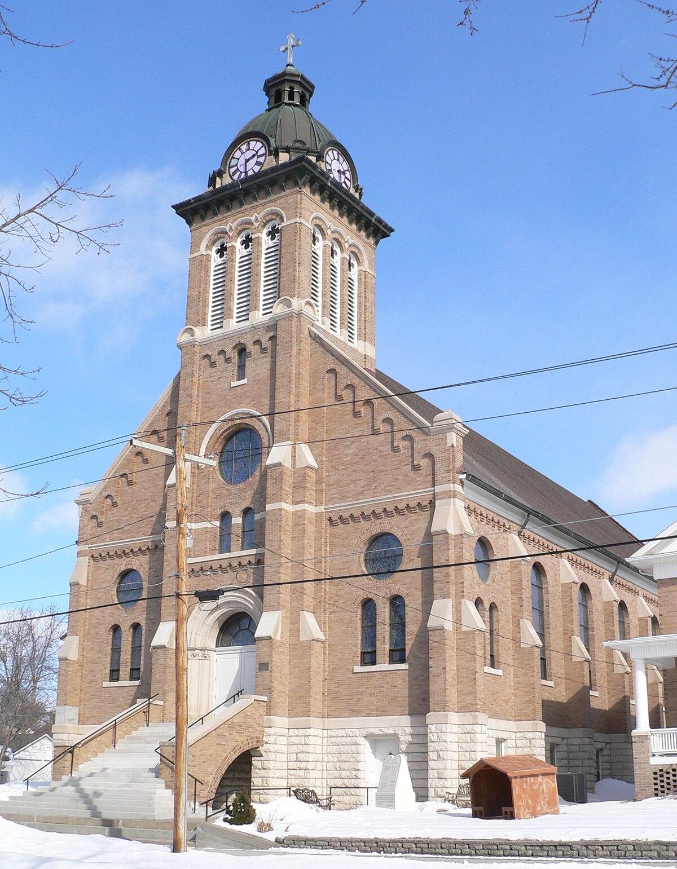 Saint Leonard Catholic Church (Madison, Nebraska) - Wikipedia