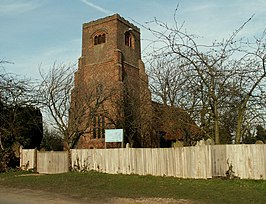 St. Nicholas' church, Tolleshunt Major, Essex - geograph.org.uk - 136710.jpg