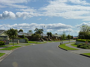 A neighbourhood in St Andrews, Hamilton
