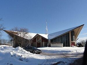 J. Gerald Phelan - St. Mary Church, East Hartford, CT – J. Gerald Phelan, architect East Hardford's Cathedral