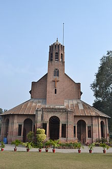 St Andrew's Church Lahore - front.JPG