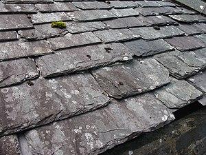 Slate gray - Slate roof