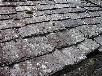 Slate - Slate roof