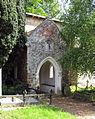 St John the Baptist, Alderford, Norfolk - Porch - geograph.org.uk - 477770.jpg