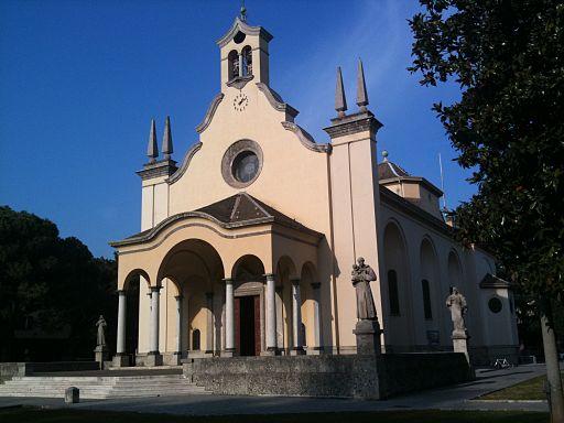 St Joseph church dalmine