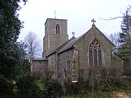 St Margaret South Elmham - Church of St Margaret.jpg