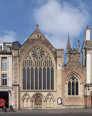 St Mark's Church, Bristol - Image: St Mark's, Bristol (April 2011)