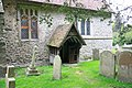 St Mary, Sellindge, Kent - North porch (geograph 2069659).jpg