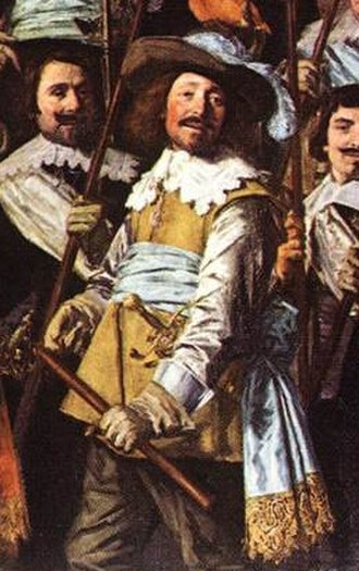 Michiel de Wael - Image: St george civic guard hals