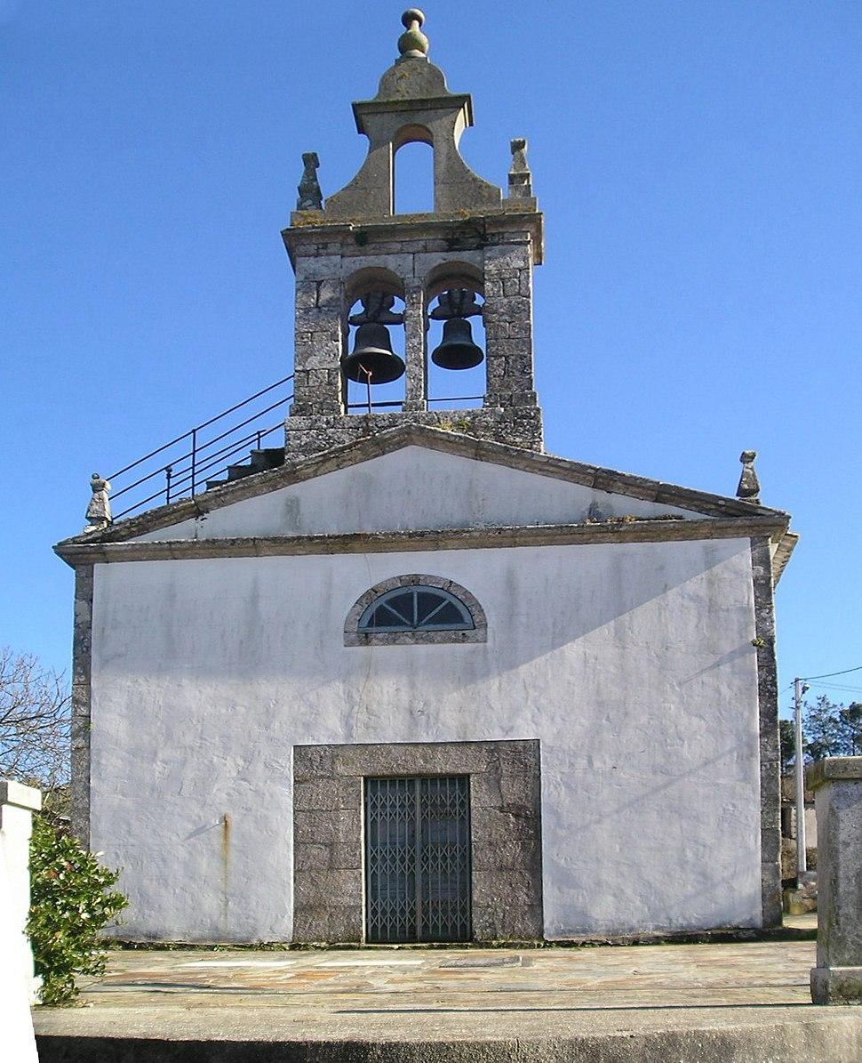 Sta. Mariña Boqueixón Galicia