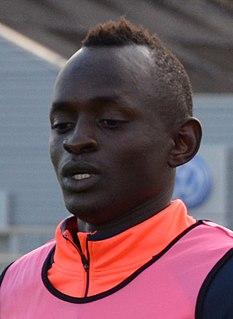 Adama Mbengue Senegalese footballer