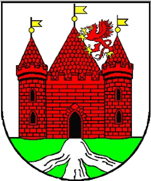 Altentreptow - Image: Stadtwappen Altentreptow