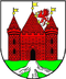 coat of arms of the city of Altentreptow