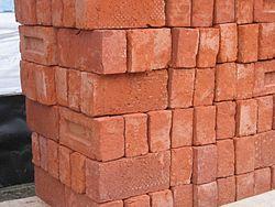 Stapel bakstenen - Pile of bricks 2005 Fruggo.jpg
