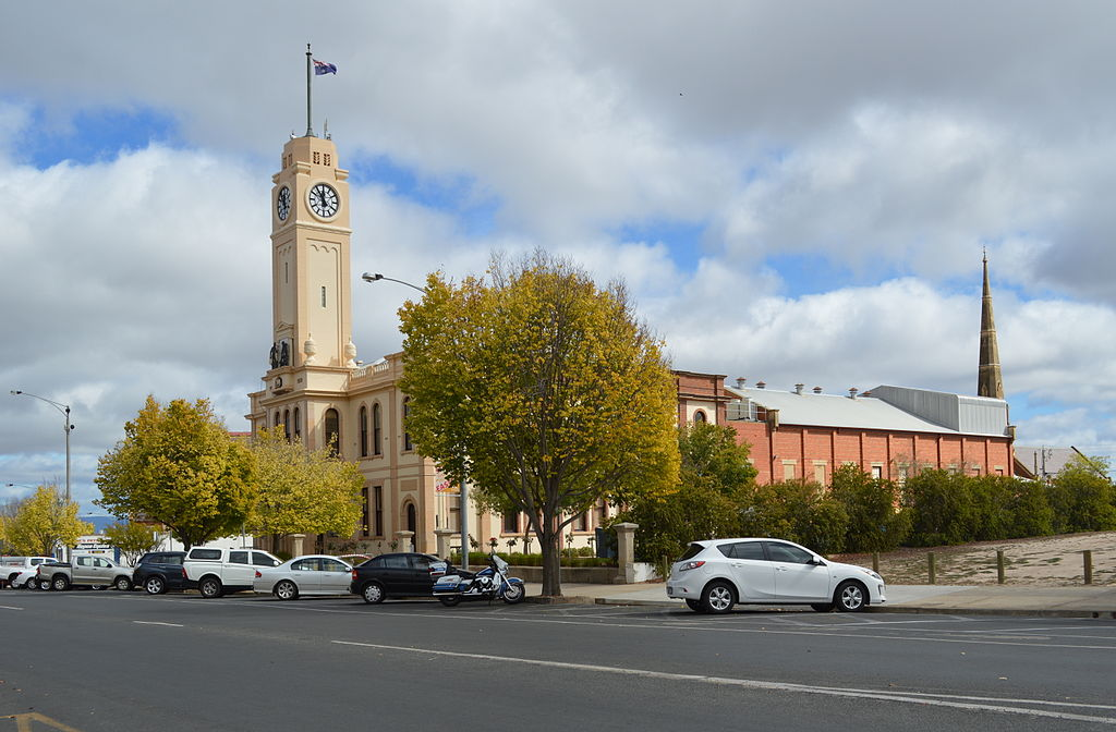 Stawell Town Hall 005