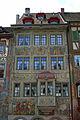 Stein am Rhein Haus 'Zum steinernen Trauben'.jpg