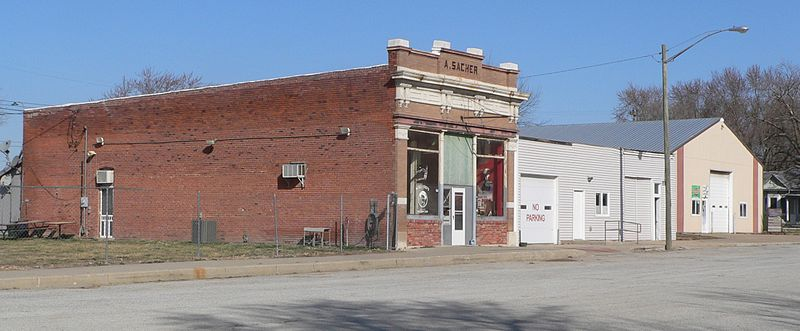 Датотека:Steinauer, Nebraska downtown 1.JPG