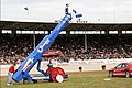 Stephanie smith human cannonball05 - melbourne show 2005.jpg