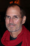 Steve Jobs with red shawl.jpg