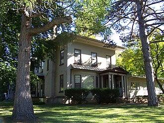 Browncroft Historic District - Image: Steven M Corwin Home