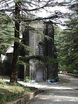 St. John in the Wilderness Church - St. John in the Wilderness