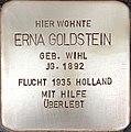 Stolperstein Erna Goldstein1.jpg