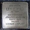 Stolperstein Gangelt Sittarder Straße 22 Lion Leopold.jpg
