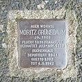 Stolperstein Moritz Grünebaum Karben.jpg