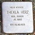 Stolperstein Thekla Herz (Schwelm).jpg
