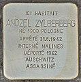 Stolperstein für Andzel Zylberberg (Koekelberg).jpg