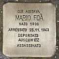 Stolperstein für Mario Foa (Padua).jpg