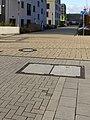Stolpersteine Köln, Wohnort Grüner Weg 8.jpg