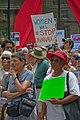 Stop Brett Kavanaugh Rally Downtown Chicago Illinois 8-26-18 3497 (43596174184).jpg