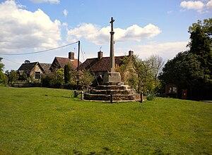 Stopham - Stopham village green