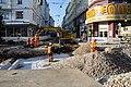 Straßenbahn Wien Gleisbett-Erneuerung Lerchenfelder Straße Kaiserstraße 2020-07-17 09.jpg