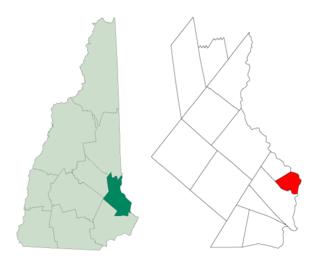 Rollinsford, New Hampshire - Image: Strafford Rollinsford NH