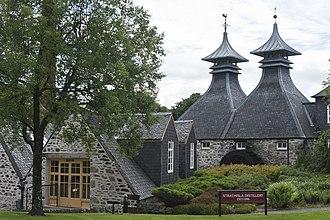 Strathisla distillery - Image: Strathisla Distillery pjt 1