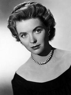 Dorothy McGuire American actress