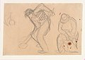 "Study for ""The Street Pavers""- Two Workmen MET DP-1568-001.jpg"