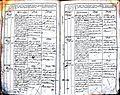 Subačiaus RKB 1827-1830 krikšto metrikų knyga 070.jpg