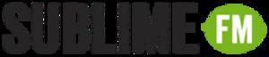SubLime FM - Image: Sublime FM logo