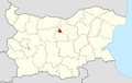 Suhindol Municipality Within Bulgaria.png